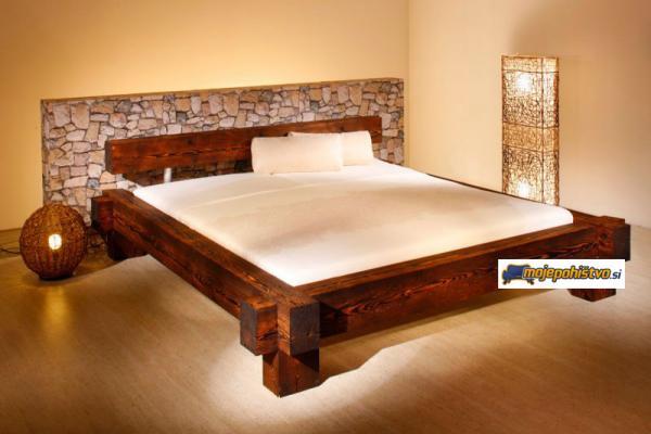 dvojna postelja slon. Black Bedroom Furniture Sets. Home Design Ideas